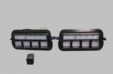 Front repeater lighs LED set