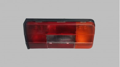 Rear light RH plastic 21210 models
