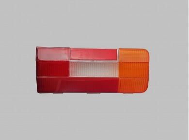 Rear stop lights glass right