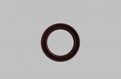 Oil seal, crankshaft, front silicone
