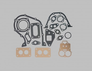 Gaskets engine and carburetor set